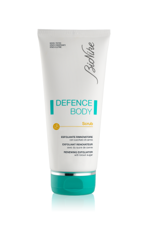 DEFENCE BODY SCRUB 200ML