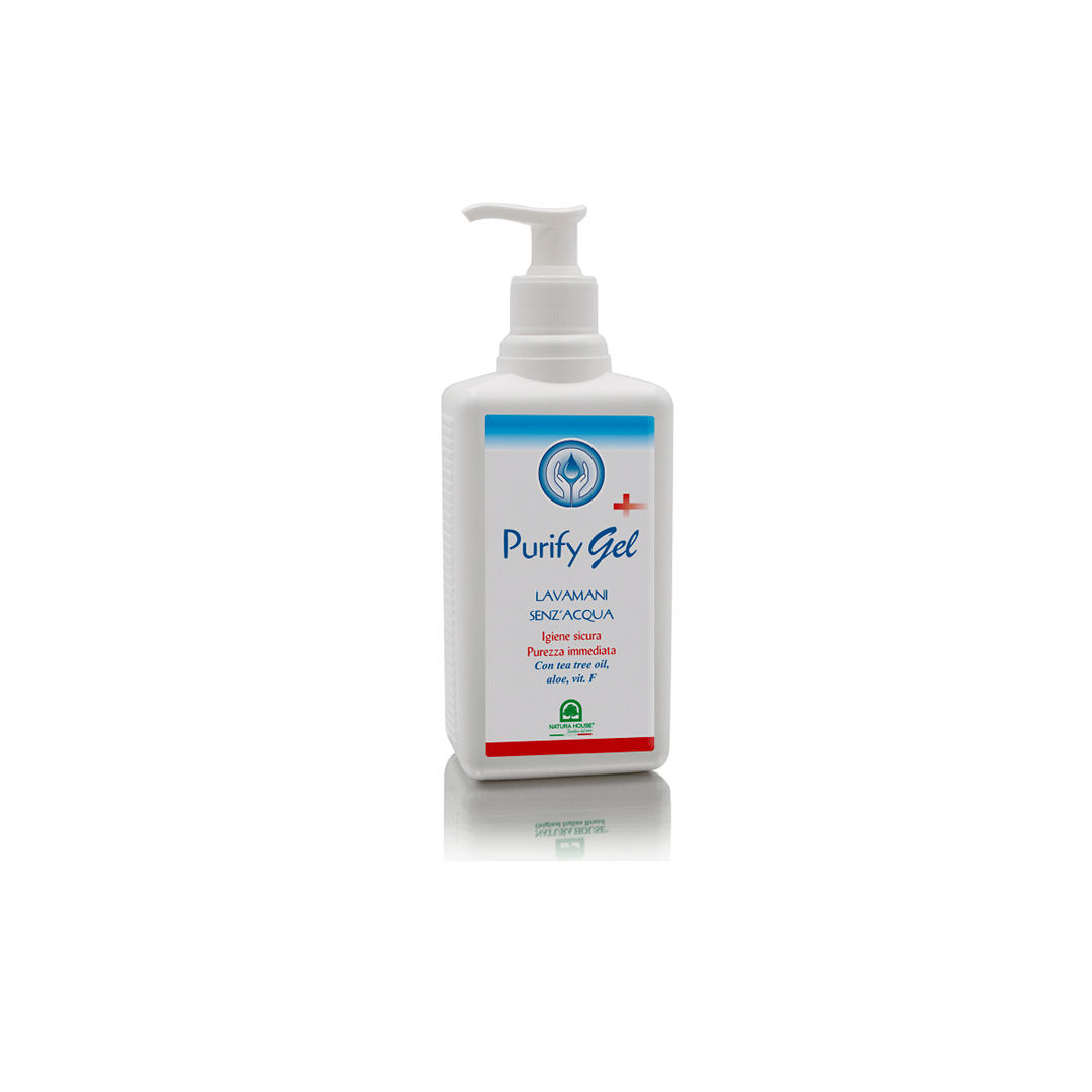 PURIFY GEL LAVAMANI 500ML