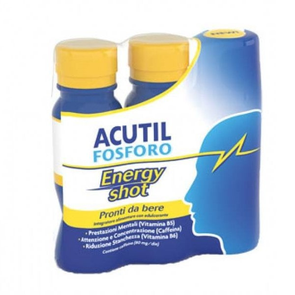 ACUTIL FOSFORO ENERGY SHOT 3 X 60 ML