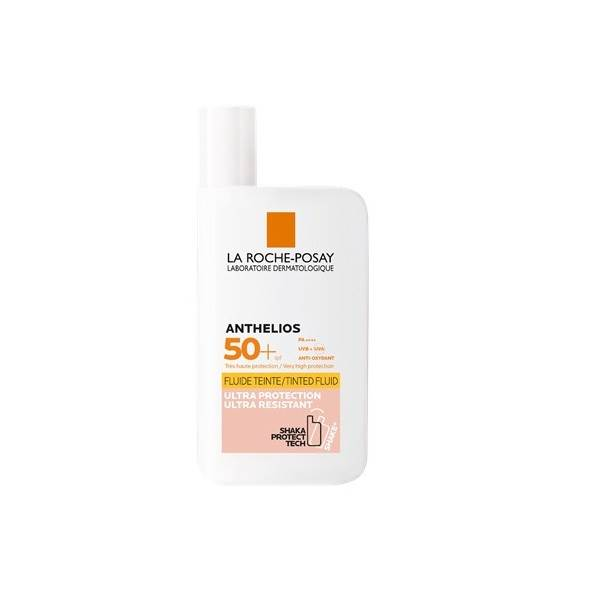 ANTHELIOS ULTRA FLUIDO SPF50+ COLORATA