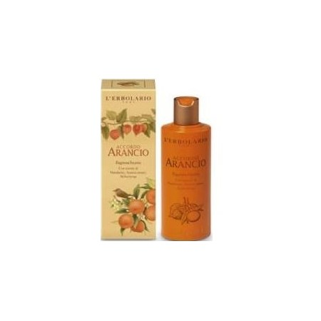 ARANCIO BAGNOSCHIUMA 250ML