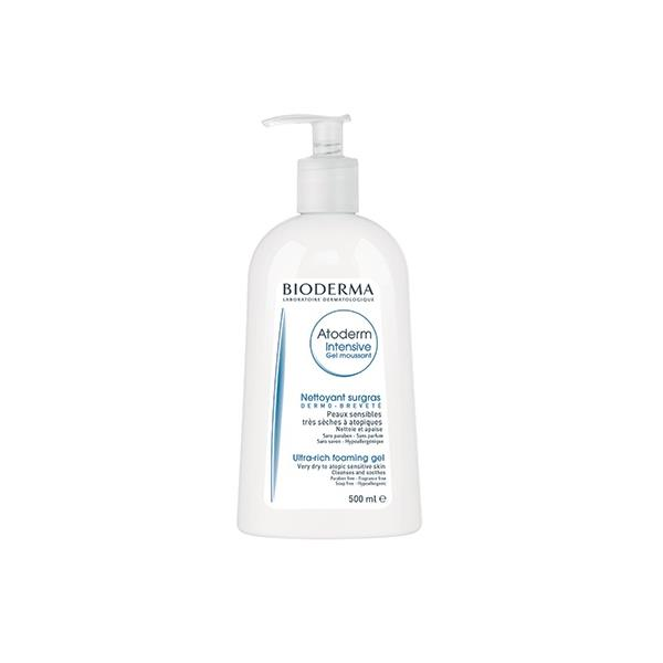 ATODERM INTENSIVE GEL MOUSSE 500ML