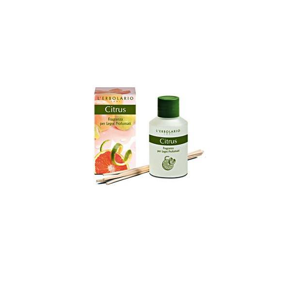 CITRUS FRAGRANZA LEGNI PROFUMATI DA 125ML