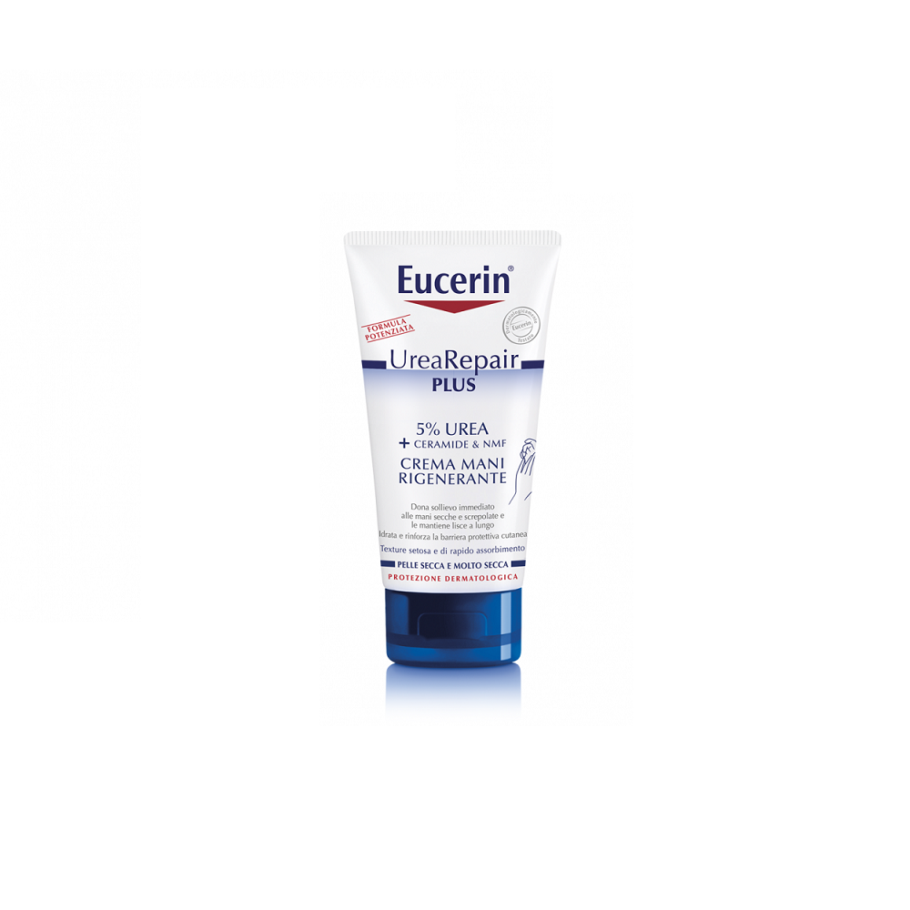 EUCERIN UREA REPAIR 5% CREMA MANI 75ML