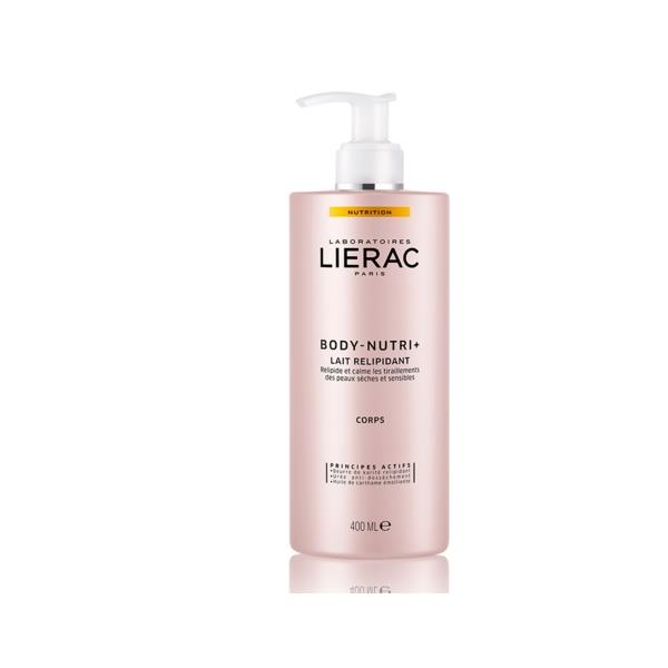 LIERAC BODY NUTRI+ LAIT R400ML