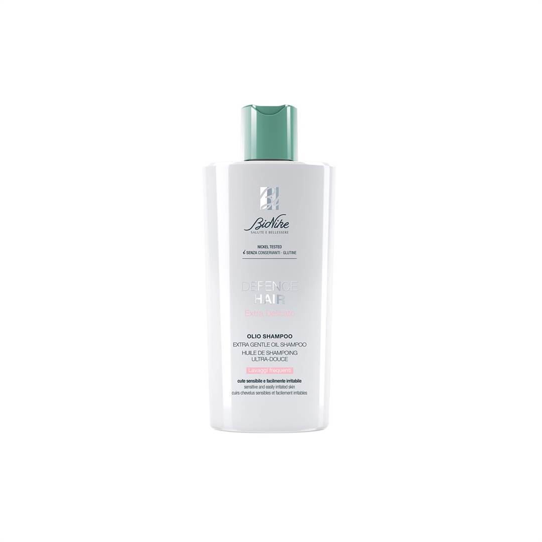 DEFENCE HAIR SH EXTRA DELICATO 400ML