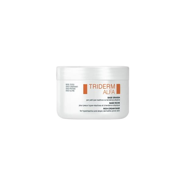 TRIDERM ALFA BASE GRASSA 450ML